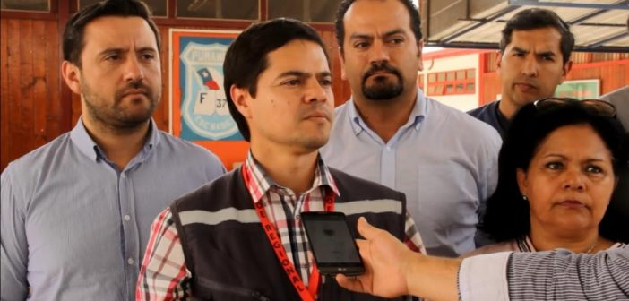 Sector salud visita zona cero para reforzar apoyo sanitario