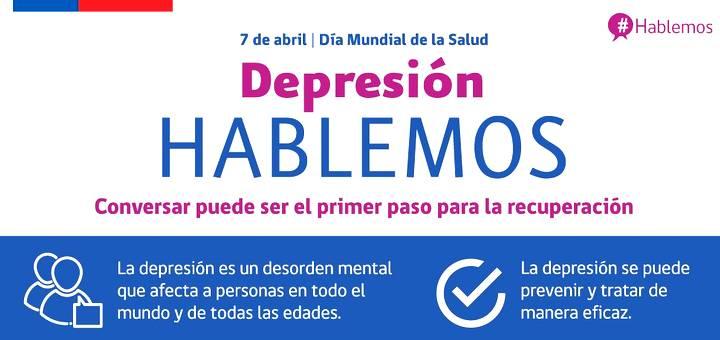 D a mundial de la salud 2017 depresi n hablemos salud - Consejos para superar la depresion ...